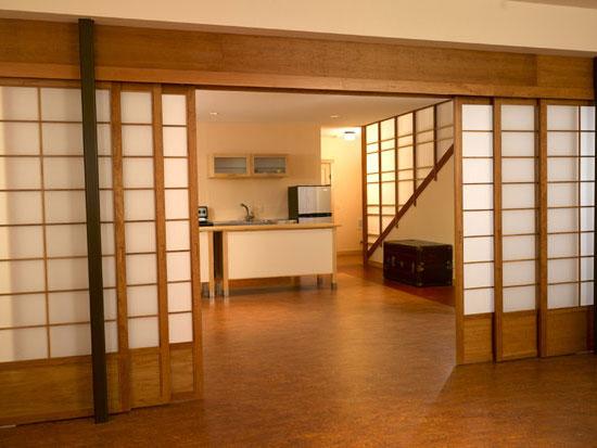 Giấy Shoji - Giấy trang trí cửa kiểu Nhật Bản
